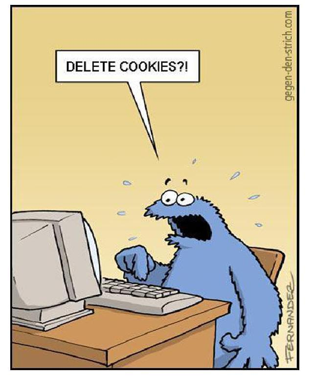 how to close cookies on computer